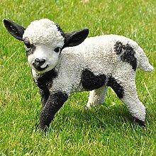 nanook Gartenfigur Schaf Gartendeko Tiere -
