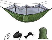 nanshoudeyi leichte Camping-Hängematte mit