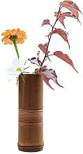 Nanyin Japanische Bambus Vase Dekoration