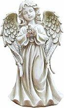 Napco 17909Bademantel Engel Mädchen mit Taube