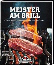 "Napoleon Grillbuch ""Meister am Grill"""