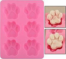 Narutal Home(TM) Hund und Katze Fußabdrücke