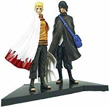 Naruto Anime Sasuke Last Figurine Se
