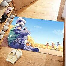 Naruto Pflanze Bedruckten Teppich,Schlafzimmer