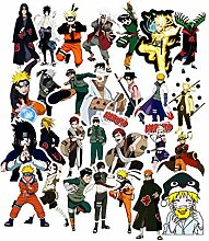 Naruto Stickers Anime Charaktere Mix Decals