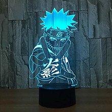 Naruto Uzumaki Naruto 3D Illusion