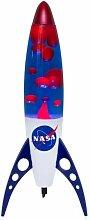 NASA Retro Galaxy Lava-Lampe