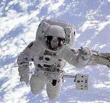 NASApete Astronaut im Weltraum, Astronaut,