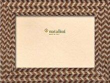Natalini Couture Marrone 13X18 Bilderrahmen mit