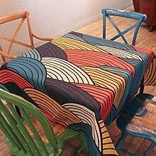 National Tisch Tuch Baumwolle Bettwäsche–memorecool Haustierhaus Retro Warmer Klang Gorgeous Home Decor Quadratisch 83,8x 83,8cm, baumwolle, pattern2, 43x43inch