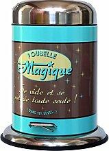 Natives 211310 Französischer Retro Badezimmer Abfallbehälter