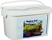 Natru-Sal Natursalz Teichsalz 5000ml Teich 10000 - 20000L Wasser