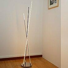 Natsen® Modern LED Stehleuchte Standleuchte Linie