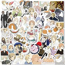 Natsume Friends Account Charakter Aufkleber
