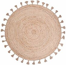 Nattiot ~ Handgeflochtener Else-Teppich aus