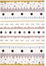 Nattiot Teppich für Kinder, geometrisch, Nolita,