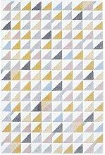 Nattiot Teppich für Kinder, geometrisch, Tilda