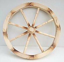 Nattoyz Wagenrad aus Holz, Verzierung, Rad eines