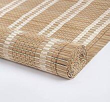 Natürliche Bambus Rollo,Pavillon
