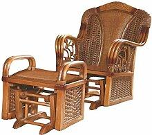 Natürlichen bambus - rattan wicker deckchair set / sonnenliege / liegestuhl / strandstuhl / gartensessel / relaxliege / lounge sessel suite / longuer / relax sessel satz / stuhl / sitz liegend / legen sessel / / sitzer / sessel / couchtisch / teetisch / couchtisch / beistelltisch / ende tabelle