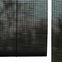 Natürlicher Bambus Roll Up Jalousien