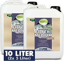 Natürliches Gartenteich Filtermedium POND