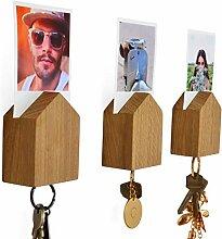 Natuhr magnetischer Schlüsselhalter Little Lodge