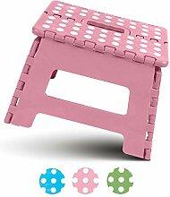 NATUMO® Premium Tritthocker Klapphocker 150kg -