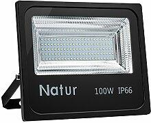 Natur 100W LED Strahler, 10000LM Superhell