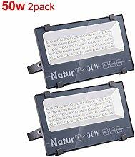 NATUR 2* LED Strahler Fluter Flutlicht 50W