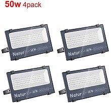 NATUR 4* LED Strahler Fluter Flutlicht 50W