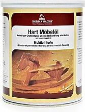 Natur Hart Möbelöl (1000ml)