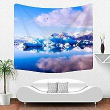 Natur Landschaft Wandteppich Wandbehang Wandtuch