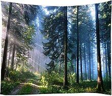 Natur und die Forest 's Ultimate Landschaft genießen Sie diese Visual Feast Home Dekoration Gobelin, Polyester, 18, 78x59
