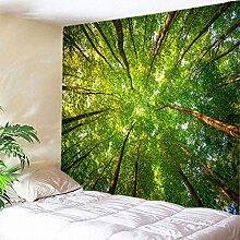 Natur und die Forest 's Ultimate Landschaft genießen Sie diese Visual Feast Home Dekoration Gobelin, Polyester, 15, 78x59