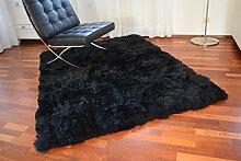 Naturasan Design Öko Schaffell-Teppich 150 x 200,