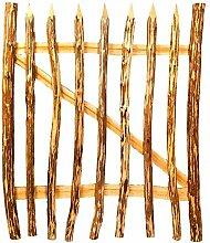 Nature LOUNGE Zauntor Haselnuss 100 x 60 cm -