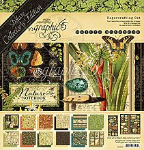 Nature Notebook DCE - Graphic 45 Deluxe