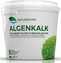 Natureflow Algenkalk Pulver für Buchsbaum -