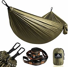 NATUREFUN Ultraleichte Reise Camping Hängematte |
