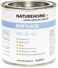 NATUREHOME Mattlack hellblau 375 ml