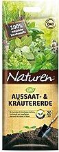 Naturen Bio Aussaat- & Kräutererde 20 l
