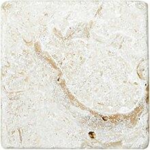 Natursteinfliesen Limestone Allerona Weiss