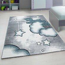 Nazar Teppich für Kinderzimmer – Design Bär in