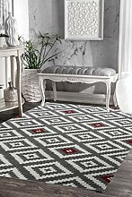Nazar – Teppich für Wohnzimmer, modernes