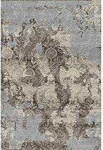 Nazar Teppich, Synthetikfasern, braun, 150x