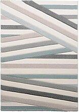 Nazar Teppich, Synthetikfasern, Mehrfarbig, 230x