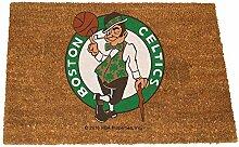 NBA Boston Celtics Fußmatte mit farbigem Logo,