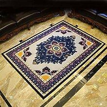 NBE Europäische Rechteck Blended Teppich