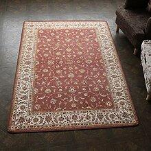 NBE Rechteckiger Teppich Teppich, Vintage